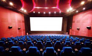 映画館広告